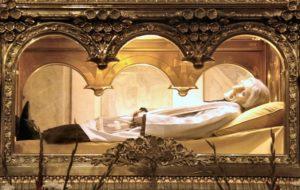 Мощі святого Жана Батіста Марі Віанея