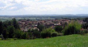 Місто Мас д'Ажене