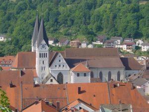 Собор Святого Сальватора, Пресвятої Діви Марії та Святого Віллібальда, Айхштет, Німеччина