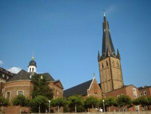 Собор святого Ламберта у Дюссельдорфі