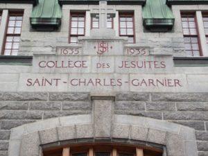 Коледж Святого Чарльза Гарньє