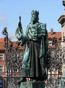 Пам'ятник Генріху ІІ в Бамберзі