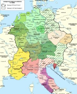 Священна Римська імперія в ХІІ столітті