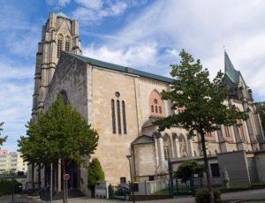 Церква святої Гертруди в Ессені