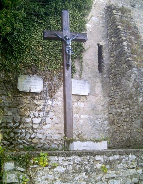 Могила святого Гослена в Буксьєр-о-Дам