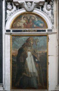 Святий Гозлен Тульський