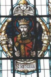Святий Готшалк