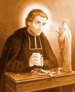 Святий Людовік Марія Гриньон де Монфор