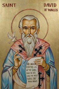 Святий Давид Валлійський