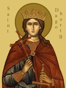 Святий Дагоберт ІІ