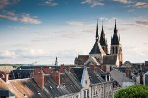 Місто Блуа, Франція