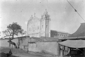 Церква у місті Тайюань